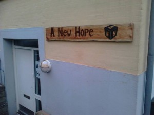 Her bor A New Hope